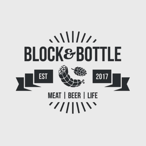 Block & Bottle